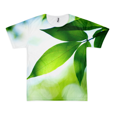 Amazing Nature | Short sleeve men's t-shirt (unisex)
