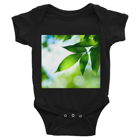 Amazing Nature | Infant short sleeve shirt one-piece