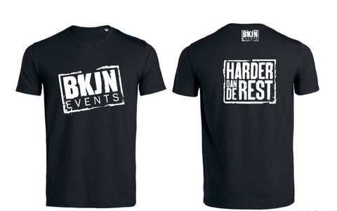 BKJN - Harder Dan De Rest V-Neck T-shirt