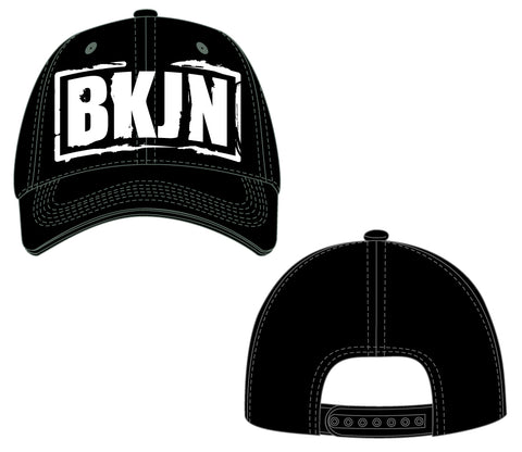 BKJN 3D Baseball Cap LIMITED EDITION