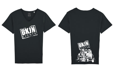 BKJN Logo V-Neck Shirt