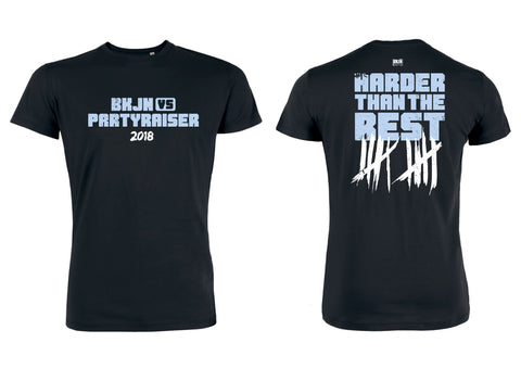 LIMITED - BKJN vs. Partyraiser T-shirt 2018