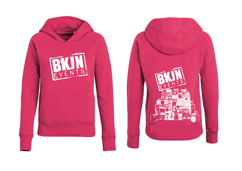 Limited special Lady edition Hoodie Pink