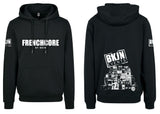 Frenchcore by BKJN Hooded sweater