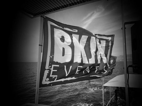 BKJN Events Flag
