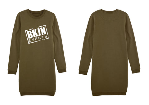 BKJN Lady Long Sweatdress  ( Limited edition)