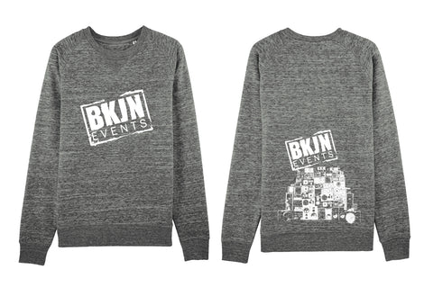 BKJN Sweater Grey (Limited edition)