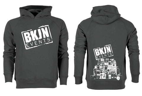 BKJN Logo Hooded