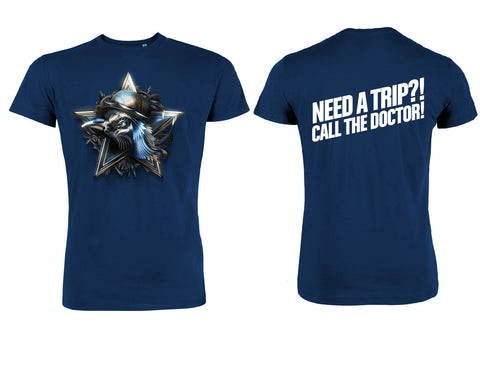 Dr. Peacock Iron Head Shirt