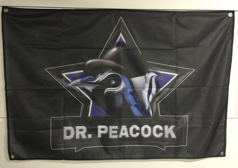 Dr. Peacock Flag
