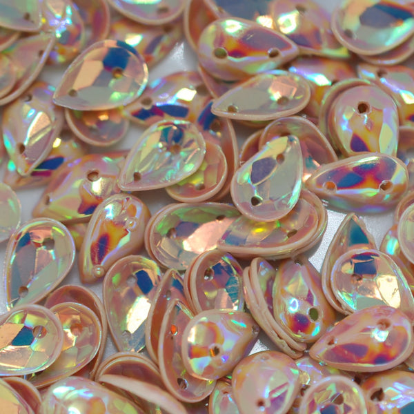 Teardrop sequin