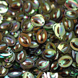 Oval sequin