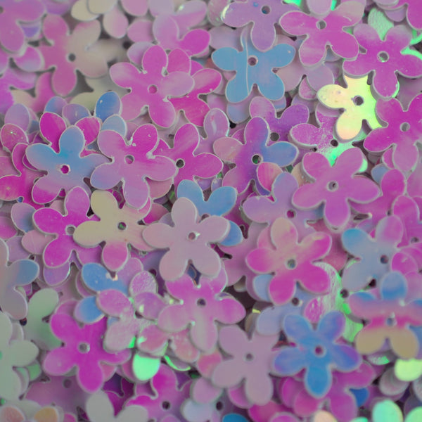 Flower sequin