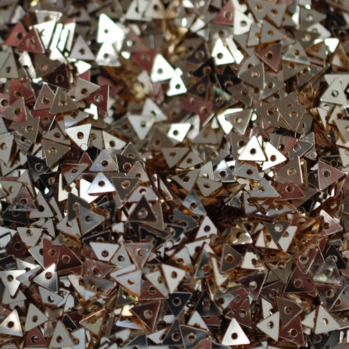 Triangle sequin