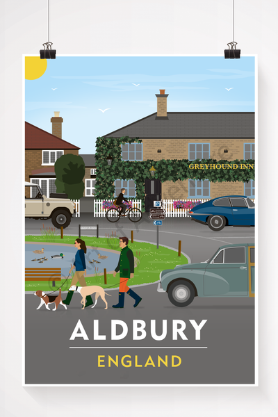 The Village – Aldbury
