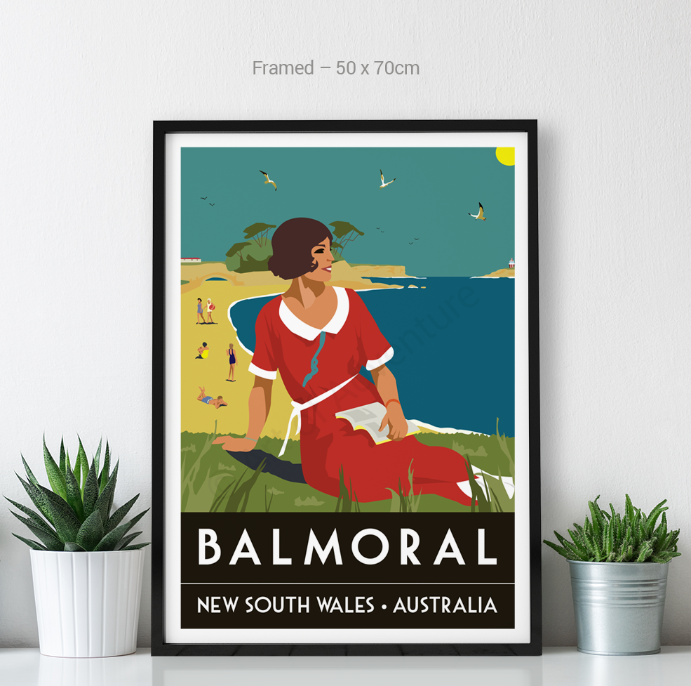 Balmoral Beach – Sydney - Art of Adventure