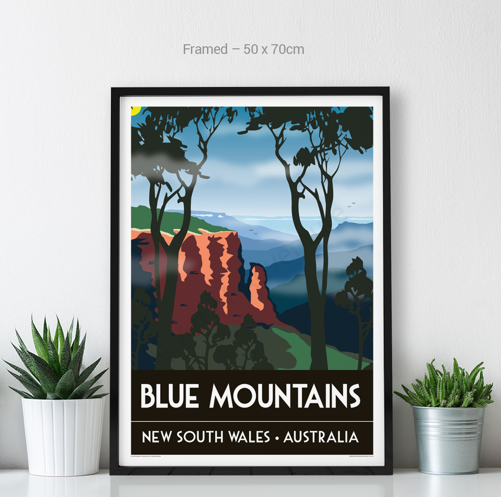 Blue Mountains – Australia
