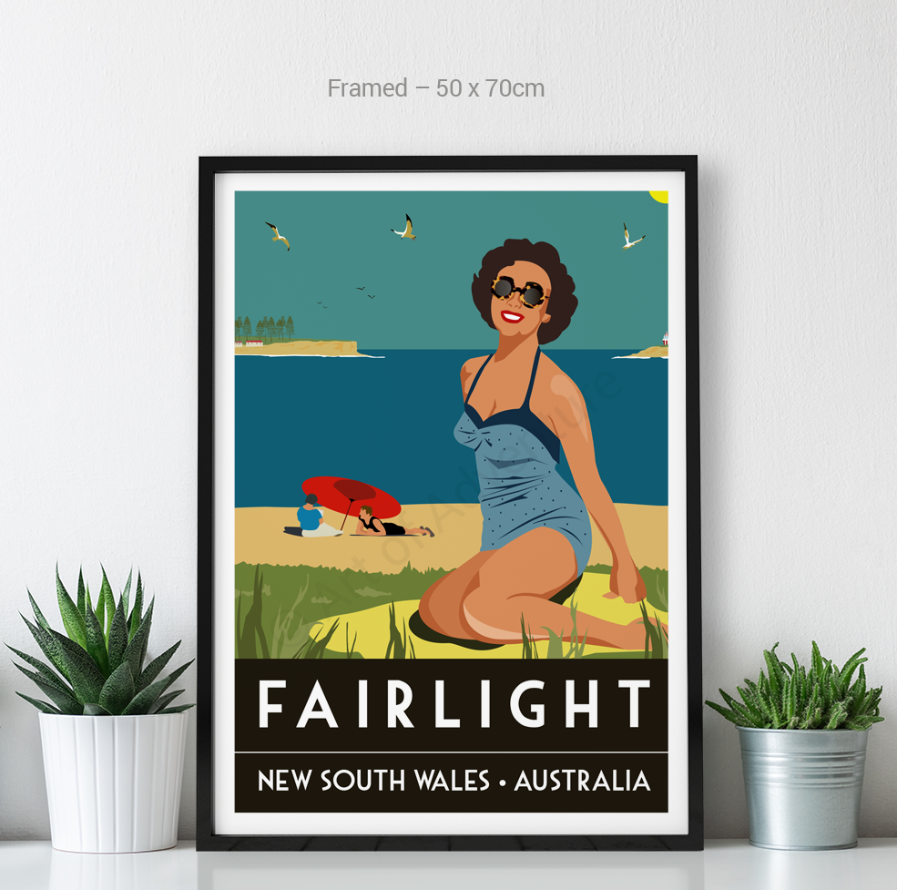 Fairlight Beach – Sydney