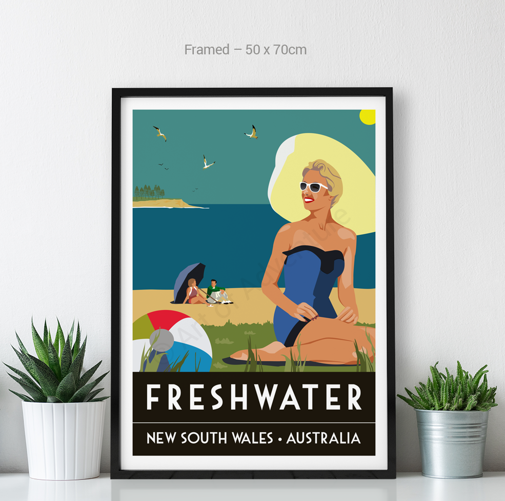 Freshwater Beach – Sydney - Art of Adventure