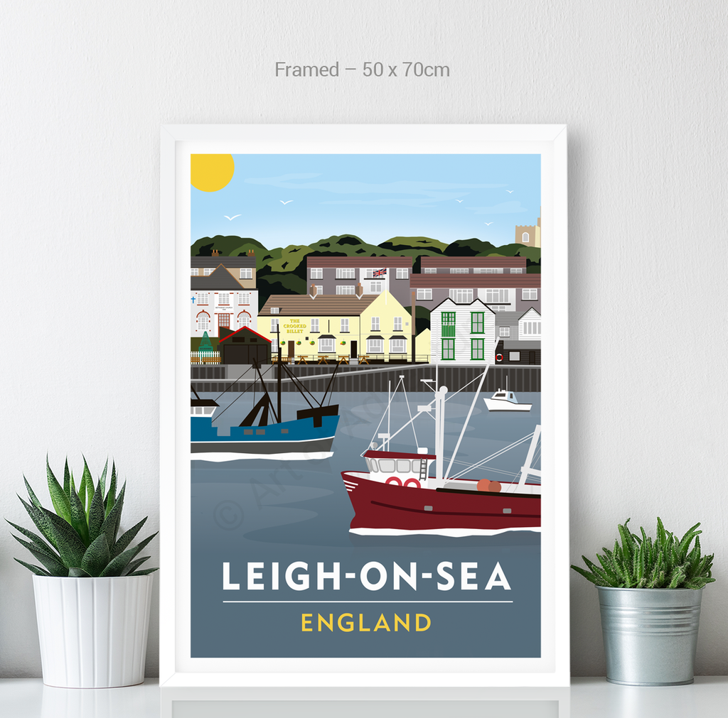 Old Leigh – Leigh-on-Sea - Art of Adventure