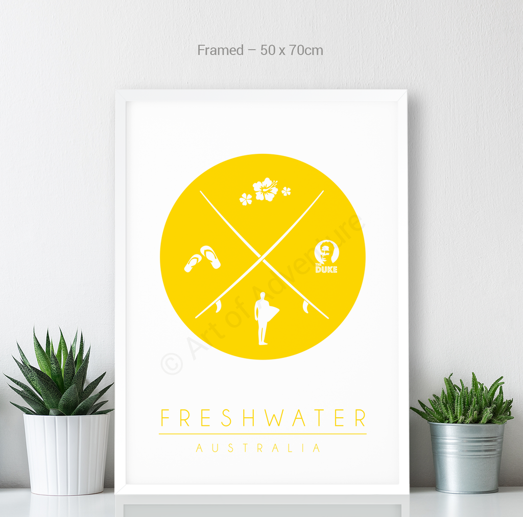 Freshwater Beach – Surfing Lifestyle - Art of Adventure