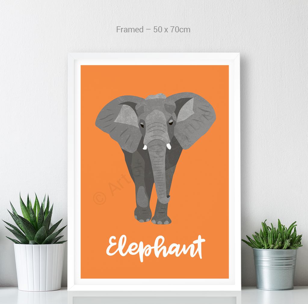 Elephant - Art of Adventure