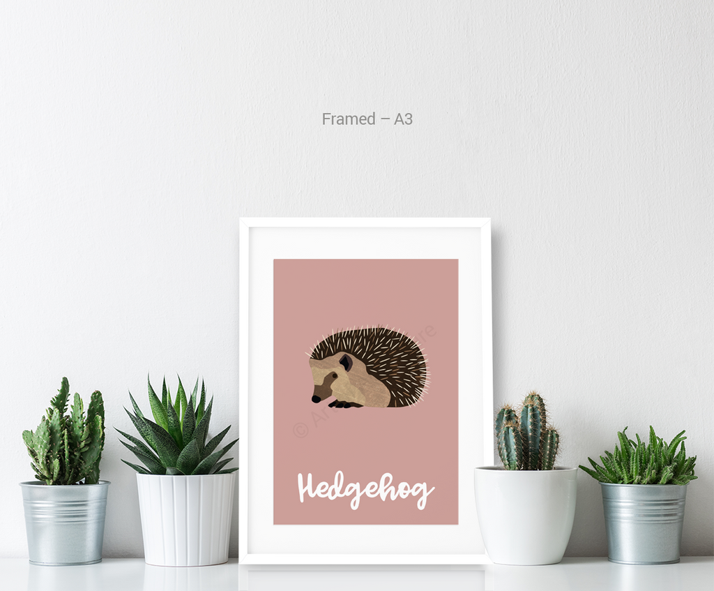 Hedgehog - Art of Adventure