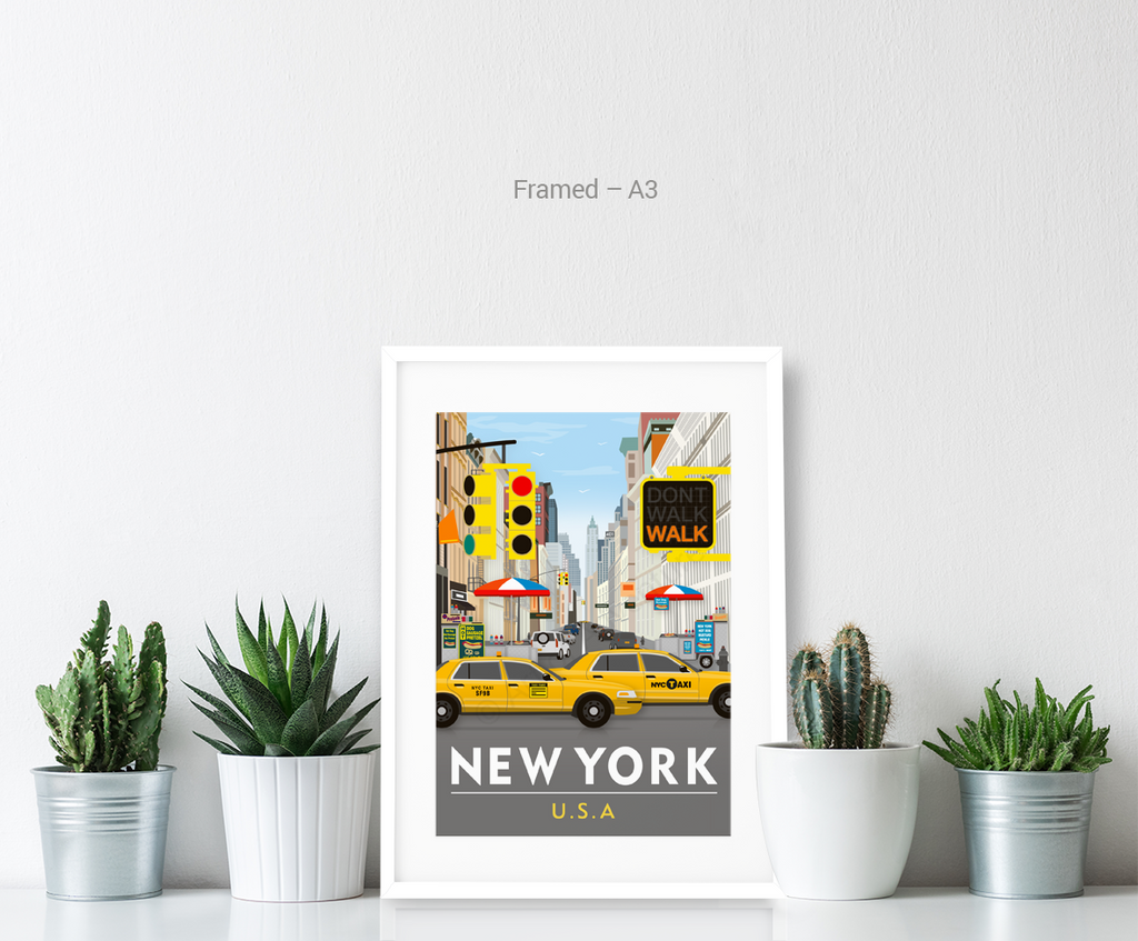 New York – USA - Art of Adventure