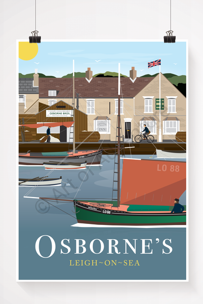 Osborne's – Past