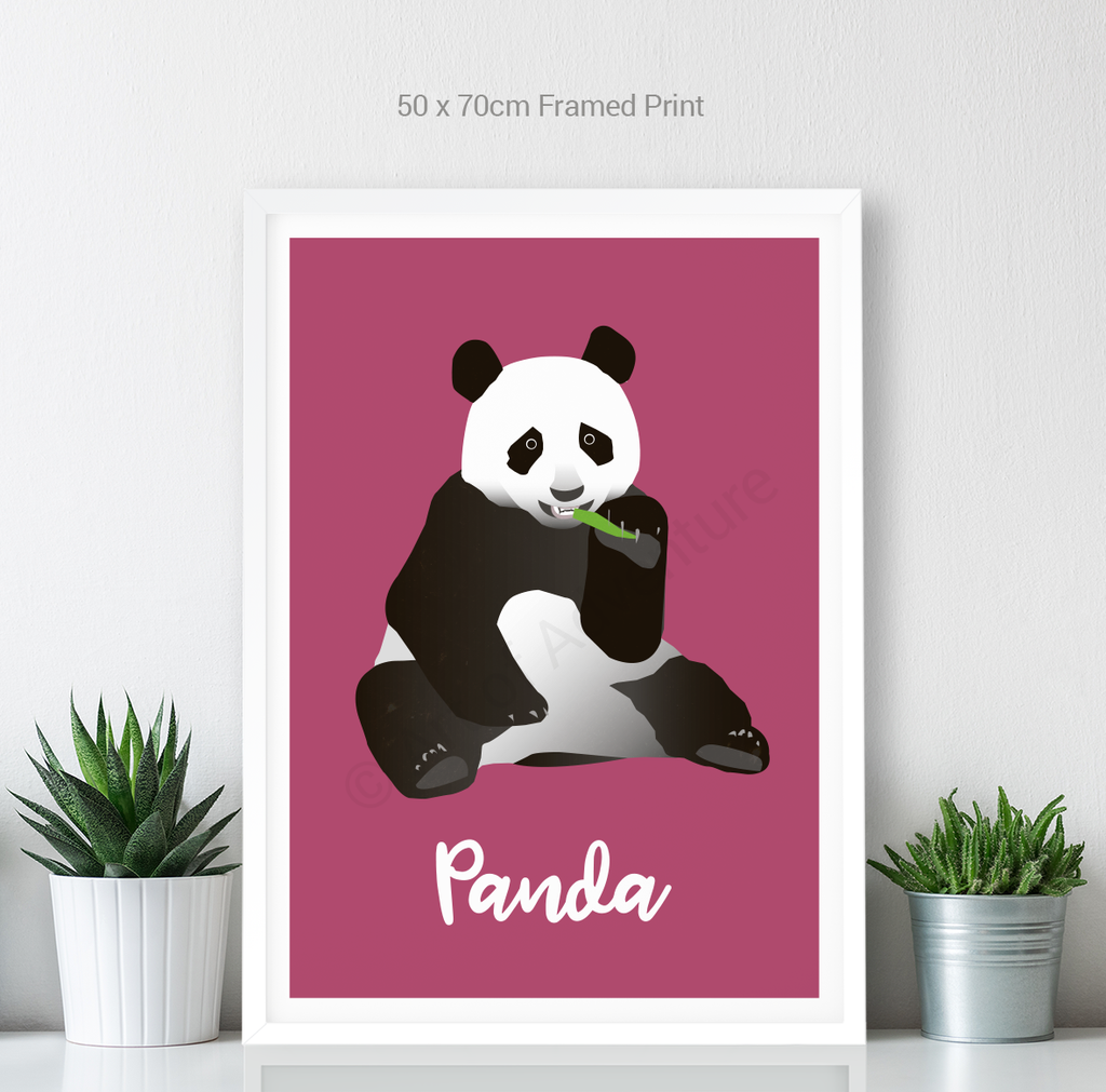 Panda - Art of Adventure