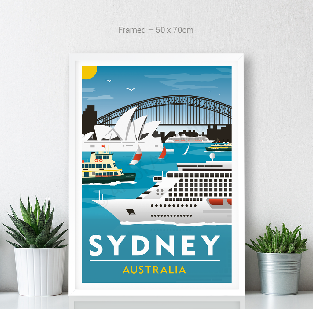 Harbour Cruise Liner – Sydney - Art of Adventure