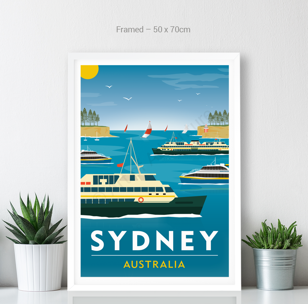 Harbour Heads – Sydney - Art of Adventure