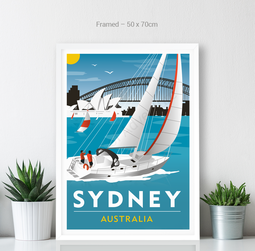 Harbour Sailing – Sydney - Art of Adventure