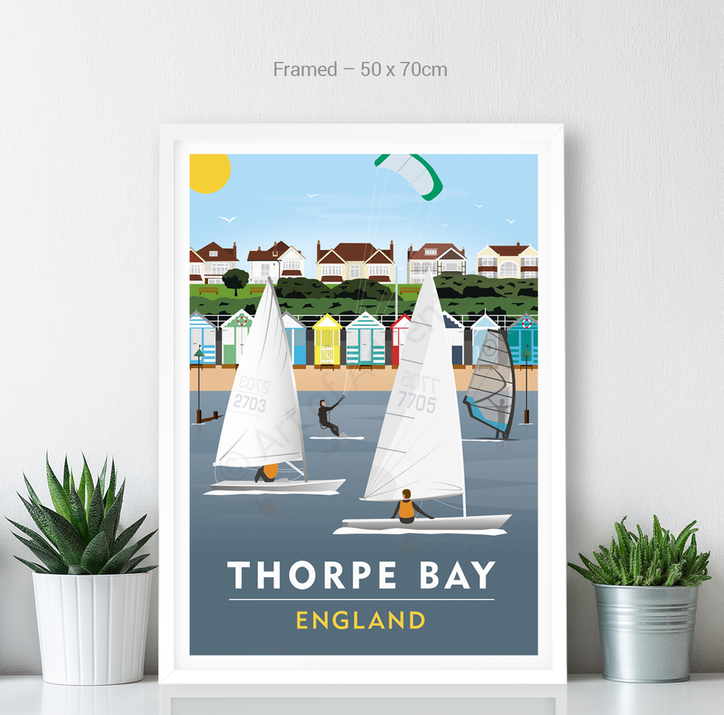 Thorpe Bay Beach - Art of Adventure
