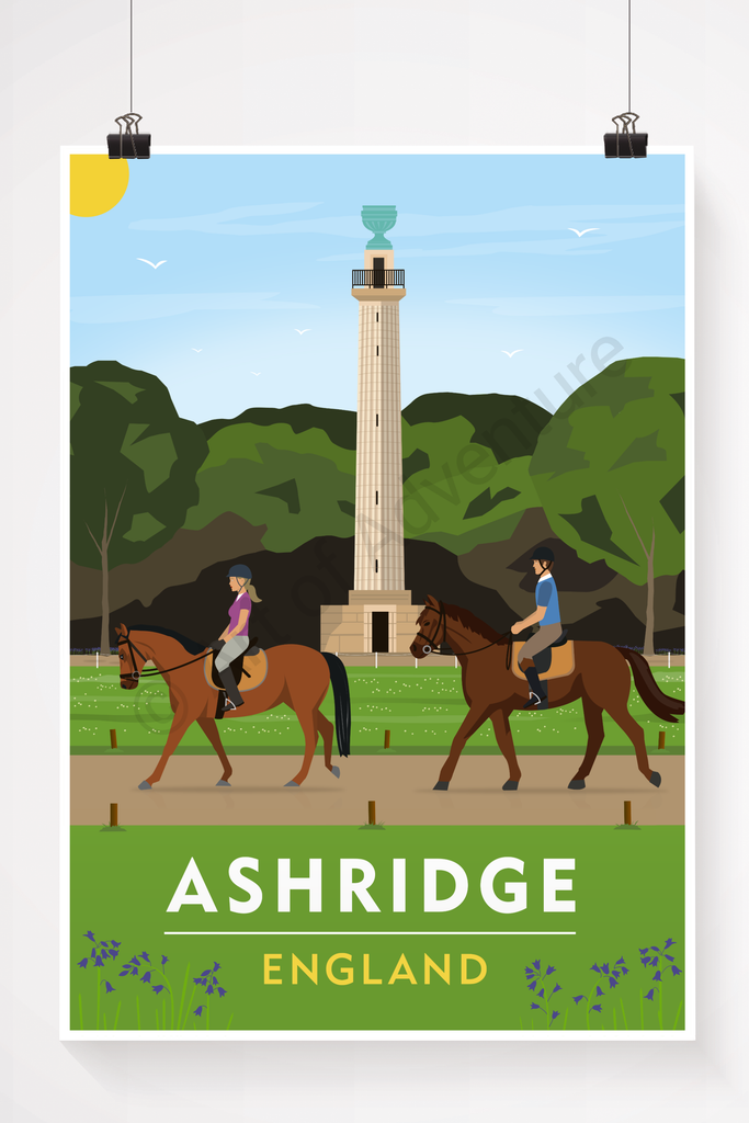 Ashridge Monument – Ashridge