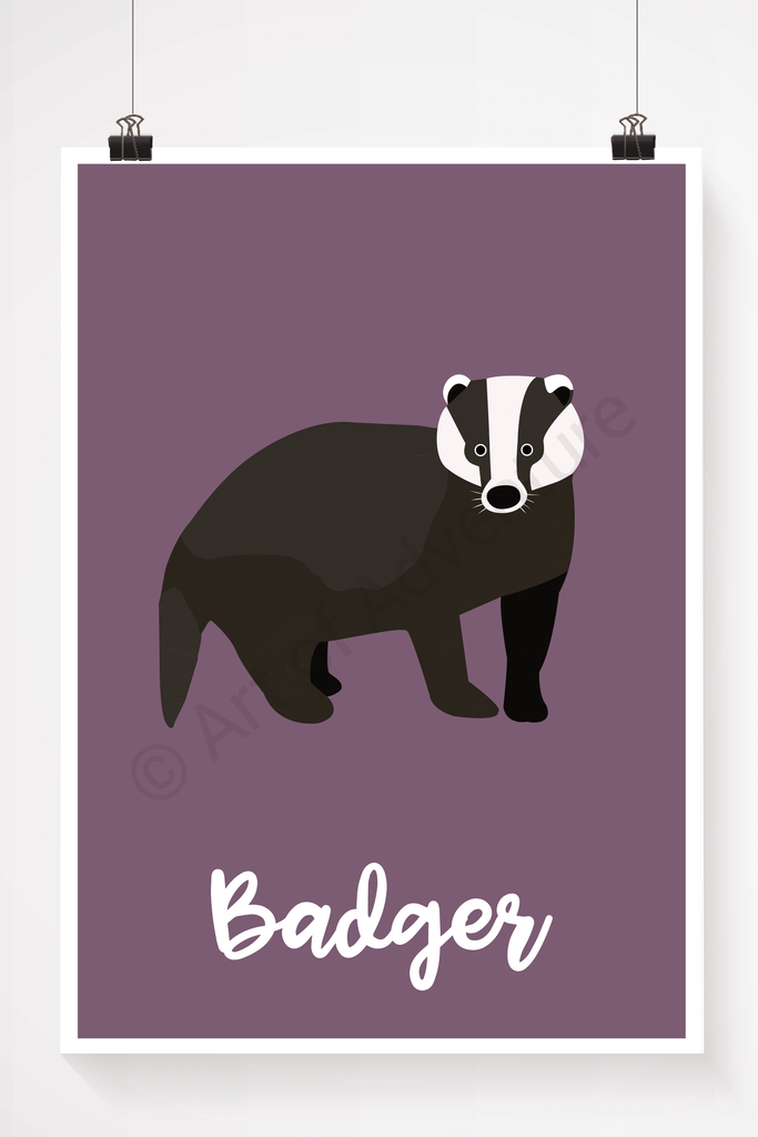 Badger - Art of Adventure