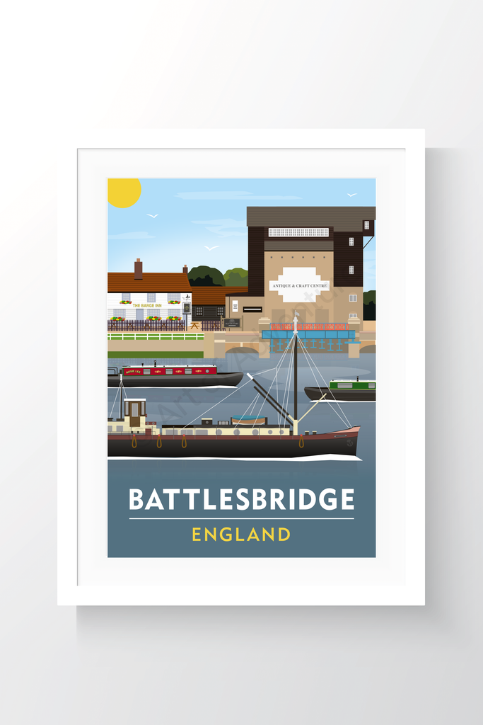 Battlesbridge – Essex - Art of Adventure