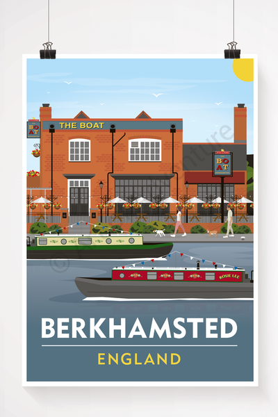 The Boat – Berkhamsted