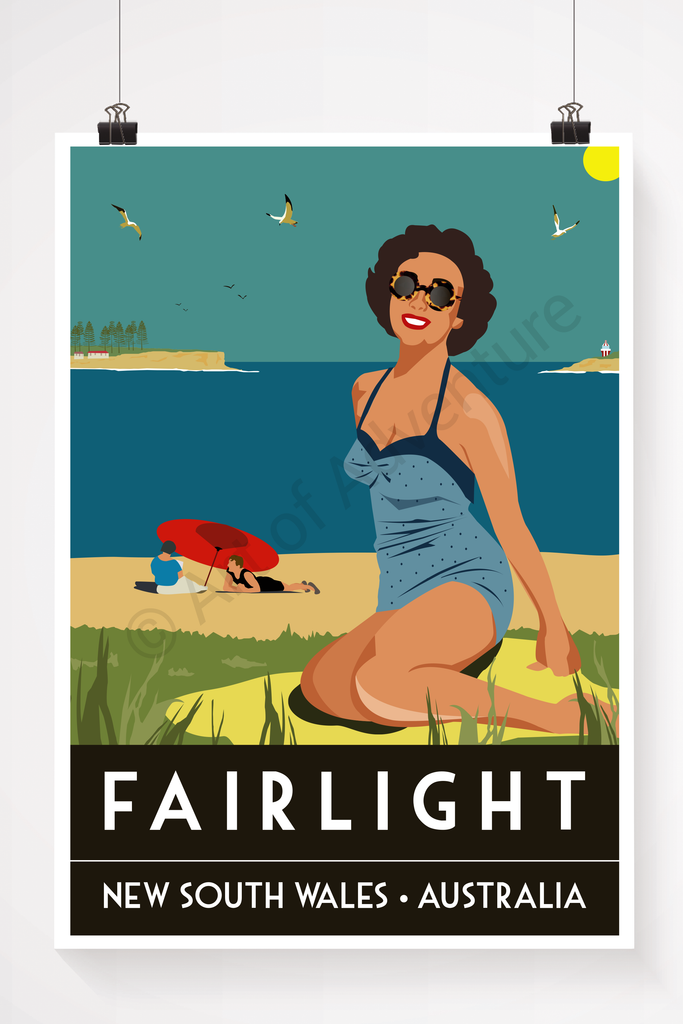 Fairlight Beach – Sydney - Art of Adventure
