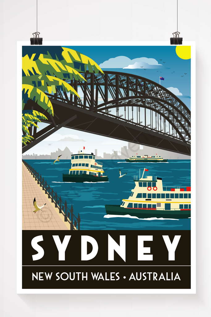 Sydney Harbour Bridge - Art of Adventure