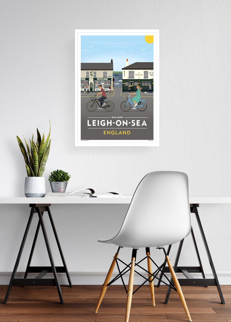 Old Leigh High Street – Leigh-on-Sea