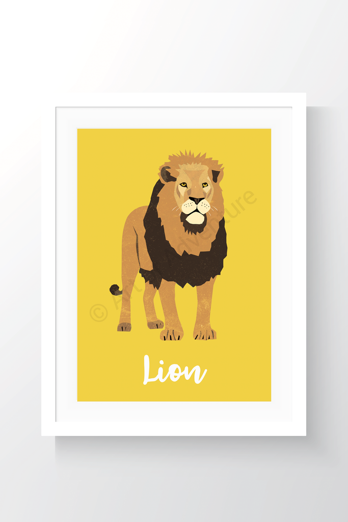 Lion - Art of Adventure