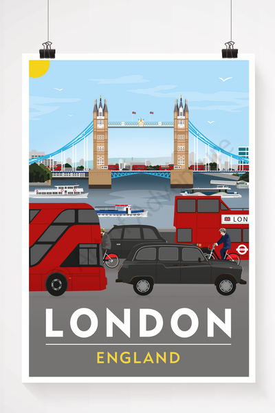 Tower Bridge – London - Art of Adventure