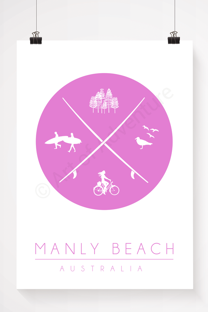 Manly Beach – Surfing Lifestyle - Art of Adventure