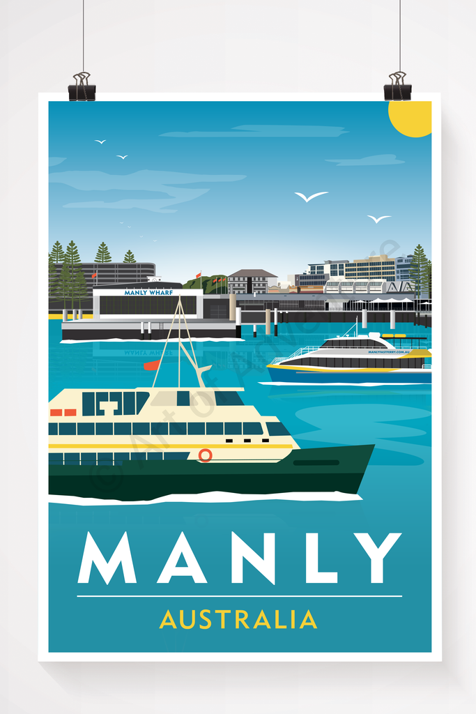 Manly Wharf – Sydney - Art of Adventure