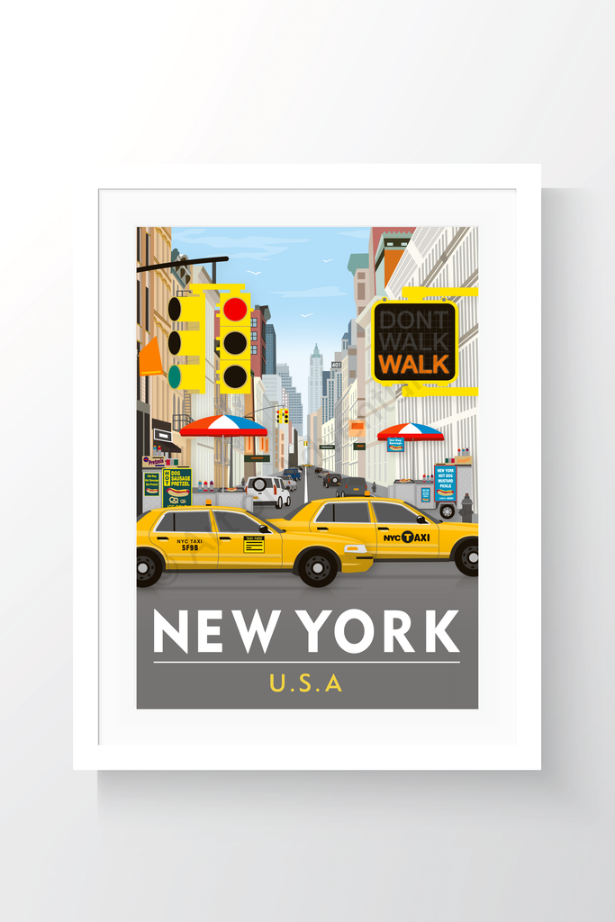 New York – USA