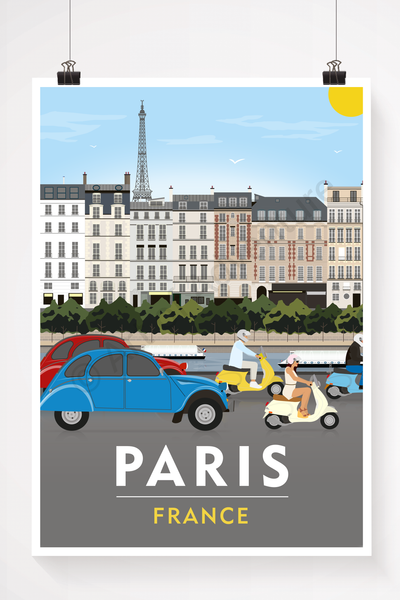 Paris – France - Art of Adventure