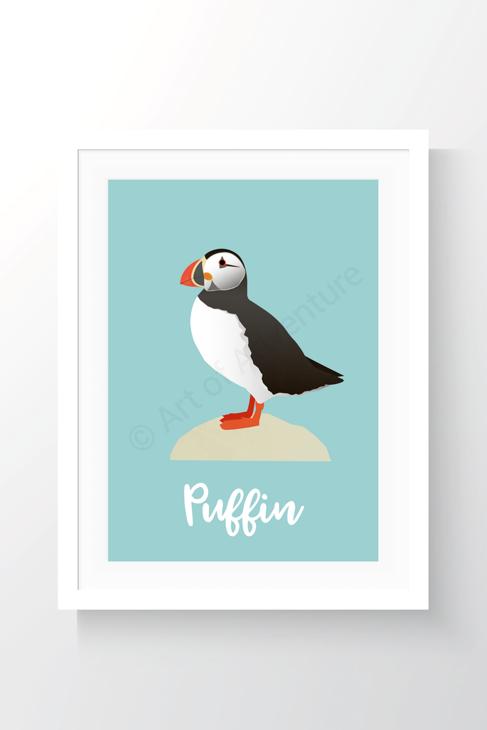 Puffin - Art of Adventure
