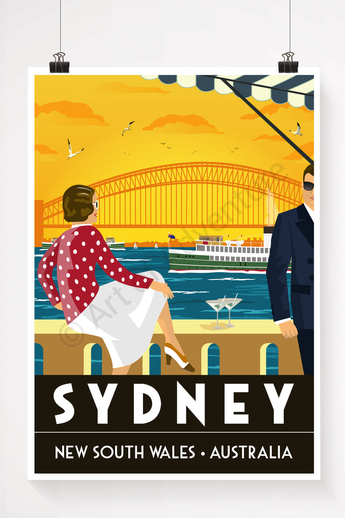 Sydney Harbour Cocktails