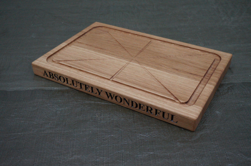 Sunday Roast Carving Board